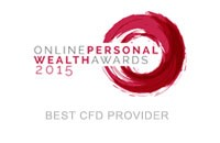 Best CFD Provider - UK Online Personal Wealth Awards