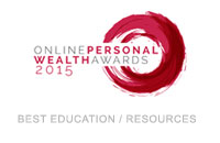 Best Education/Resources - UK Online Personal Wealth Awards