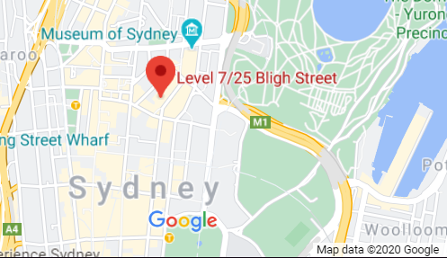Google Map of 100 Harris Street, Sydney, NSW 2009